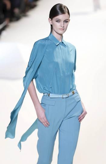 Semana de la moda de parís pret a porter primavera verano 2013 elie