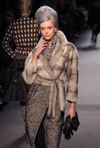 Oto o invierno 2011 2012 semana de la moda par s pret a porter jean paul gaultier - Jean paul gaultier pret a porter ...