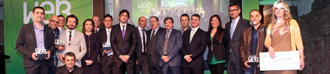 Premios Web Riojanos 2011